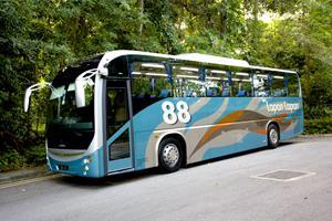 88 Lapan Lapan Travel Bus