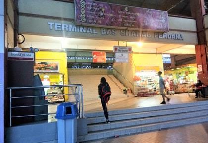 Shahab Perdana Bus Terminal
