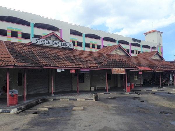 Lumut Bus Terminal