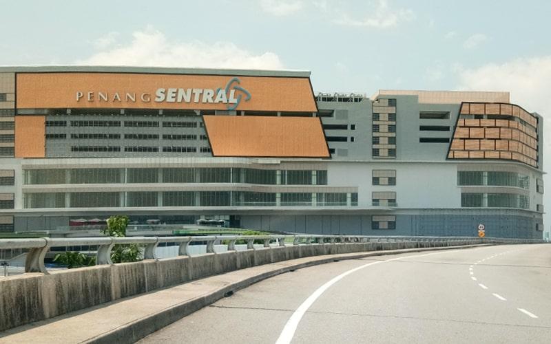 Penang Sentral Bus Terminal