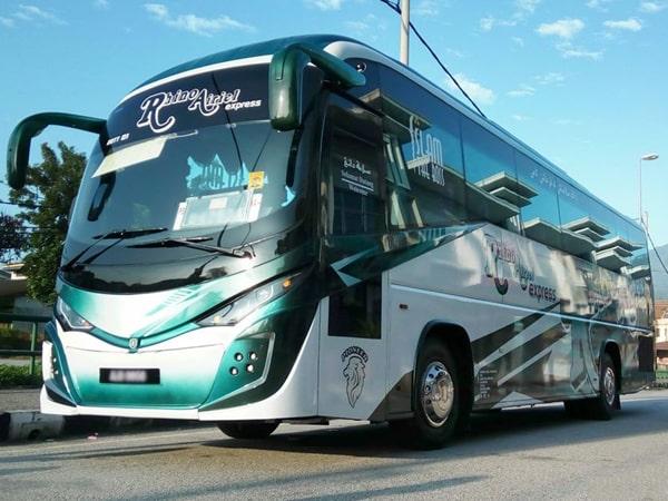Rhino Airiel Bus
