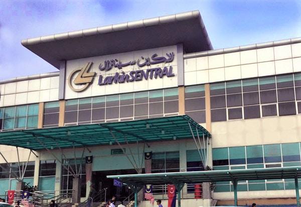 Larkin Sentral, Johor