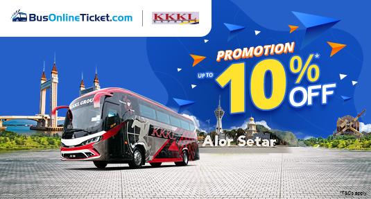 KKKL Express Opens New Routes from KL to Terengganu, Alor Setar & More