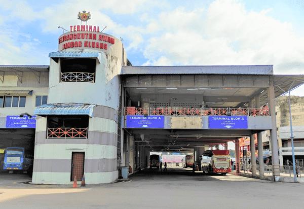 Terminal Pengangkutan Awam Bandar Kluang Terminal