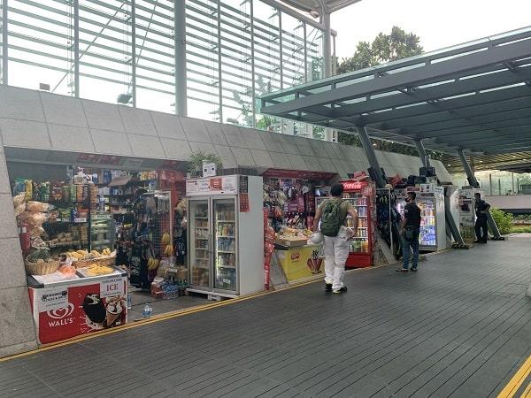 Shops at Marina South Pier