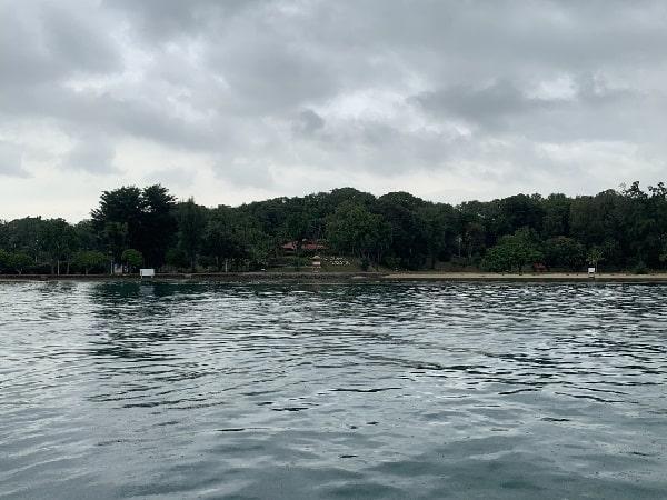 St John Island View