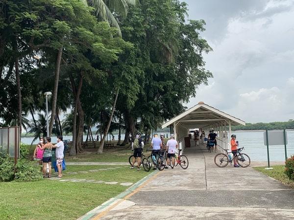 St John Island Cycling