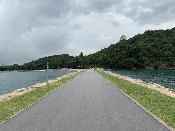 St John Island link bridge To Lazarus Island