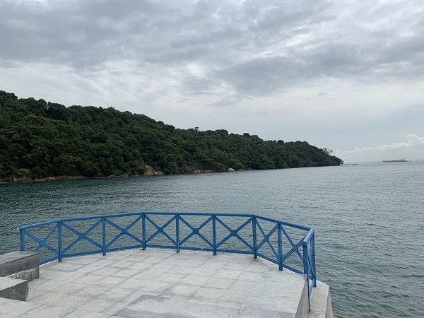 Link bridge Observation Deck