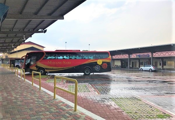 Taman Universiti Bus Terminal