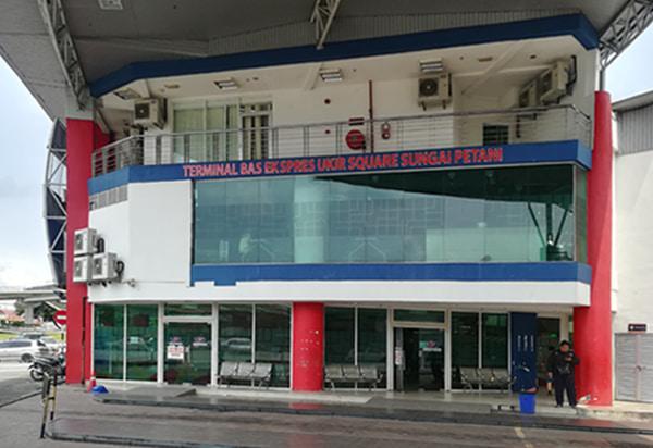 Ukir Square Bus Terminal
