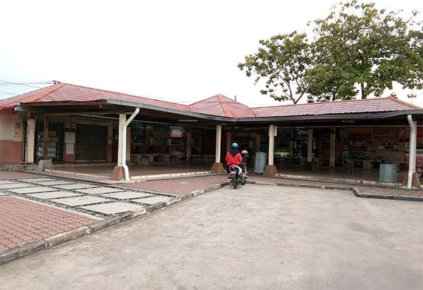 Jitra Bus Terminal - Tanah Merah Bus Terminal