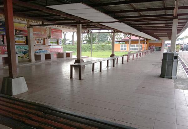 Jitra Bus Terminal