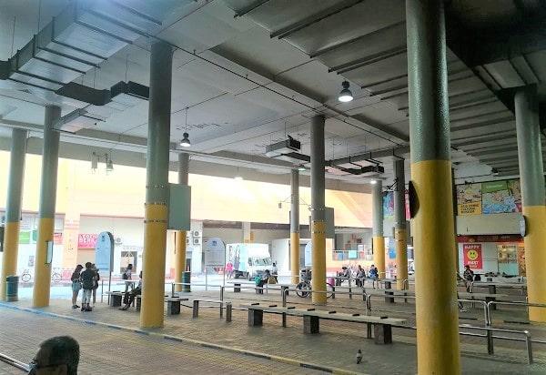 Komtar Bus Terminal