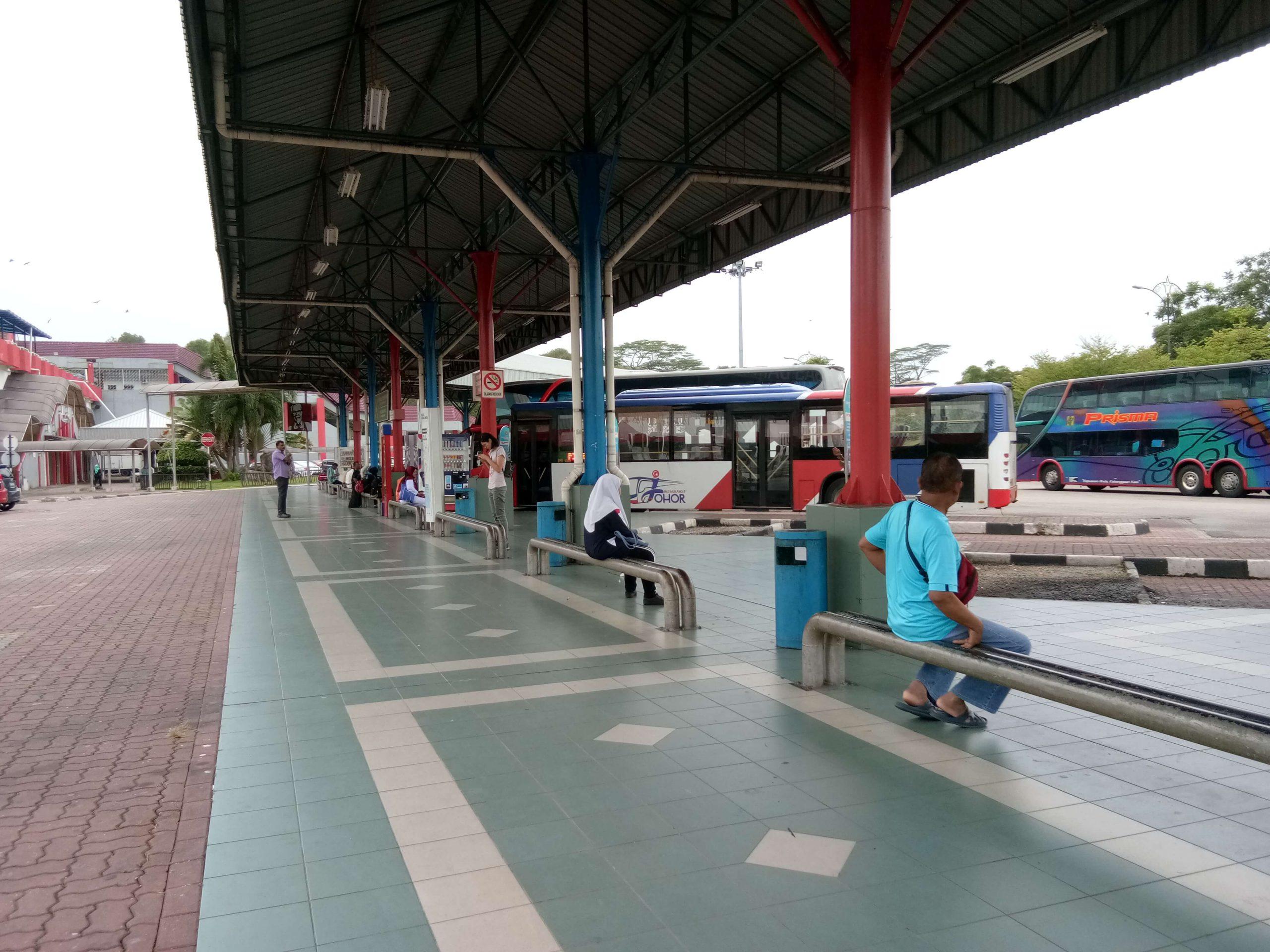 Pasir Gudang Bus Terminal 2