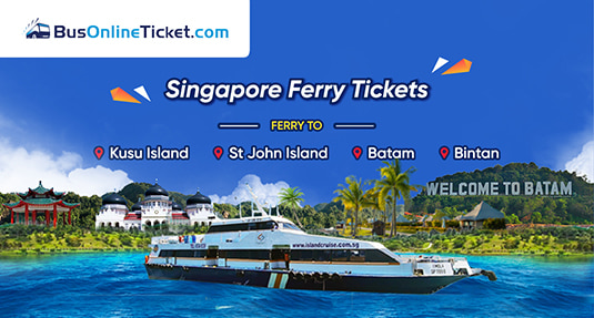 Singapore Ferry Tickets Online