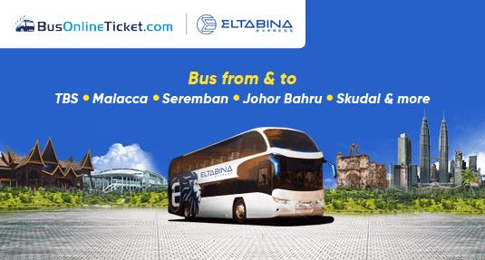 Eltabina Express Bus Ticket Online