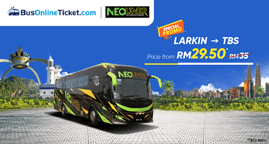 Neoliner Promo RM29.50