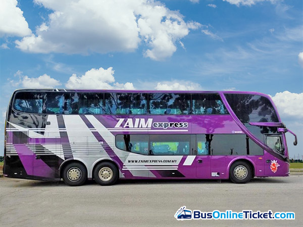 Zaim Express Bus
